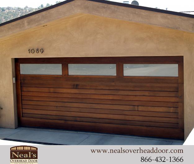 Neals Custom Garage Doors Contemporary Garage Doors Modern Garage