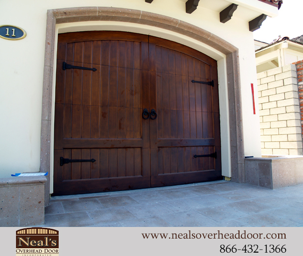 Please enjoy this s&ling of our custom tuscan style garage doors. After you have had a chance to view them please feel free to call us with any questions ... & Tuscan Style Custom Garage Doors Designs and Installation ...