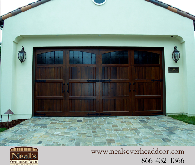 Tuscan Style Custom Garage Doors Designs And Installation Southern California Orange County